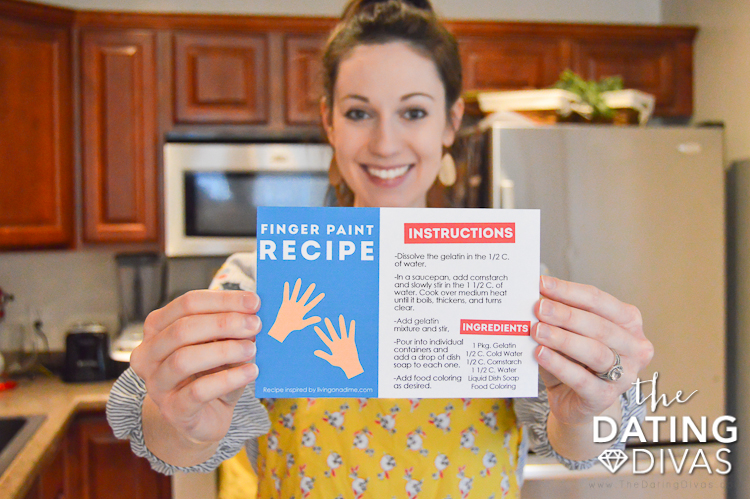 How to Make Playdough and Finger Paint Recipes