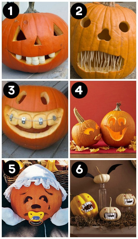 Pumpkin Ideas for the Coolest Carving on the Street! | The Dating Divas