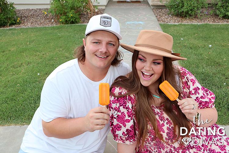 Sidewalk Chalk Ideas for Summer Outside | The Dating Divas