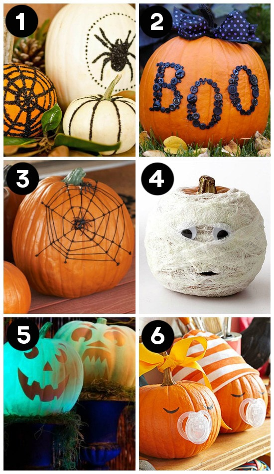 Cool Pumpkin Designs that are Painted | The Dating Divas
